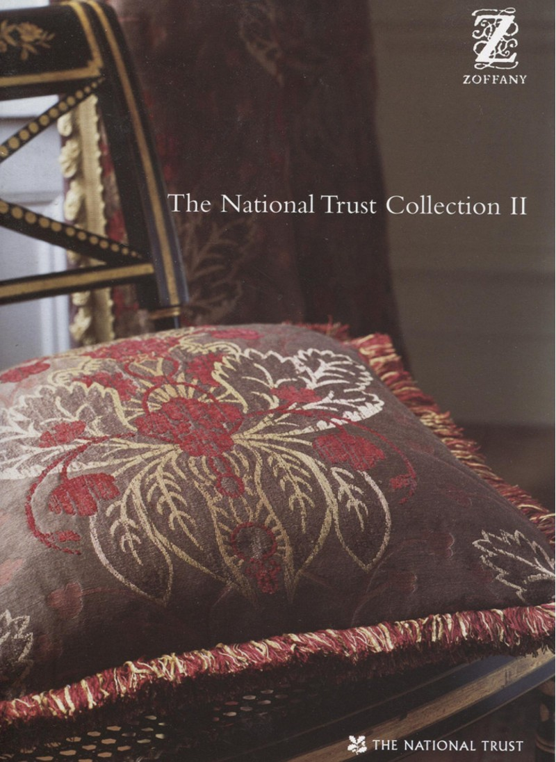 Zoffany fabrics, National Trust collection