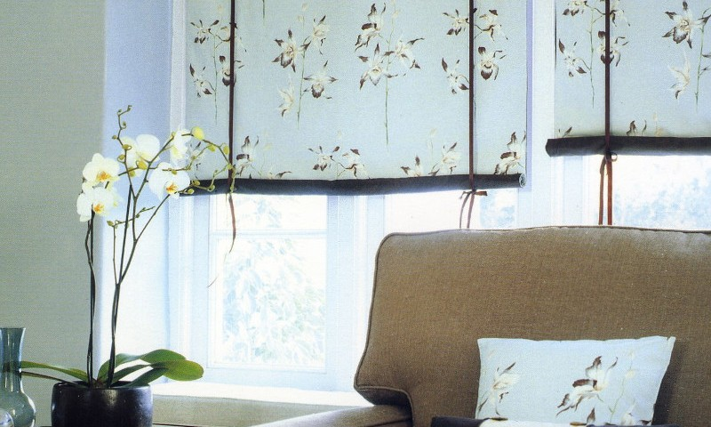 Fabric House- Orchid Sanderson