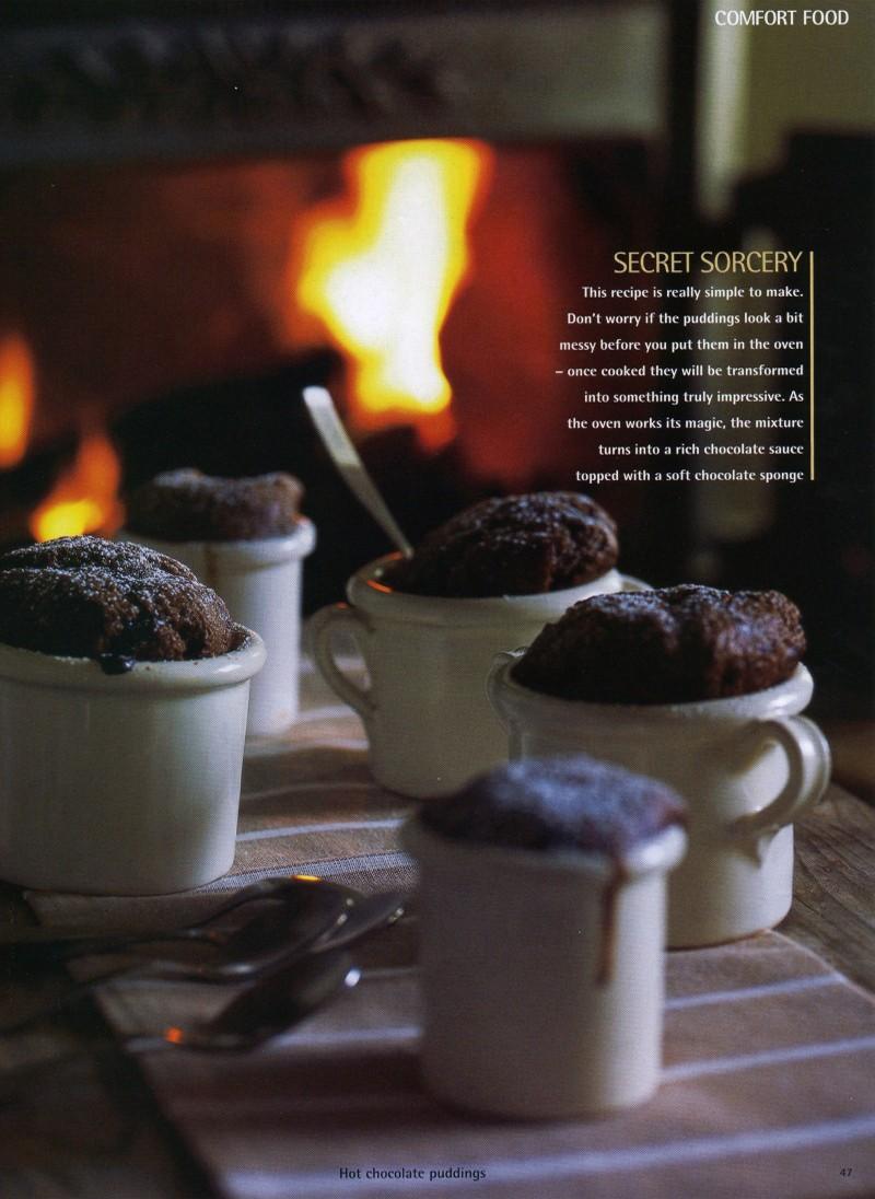 Sainsbury's Magazine, Comfort food styling.  Styling Rebecca de Boehmler