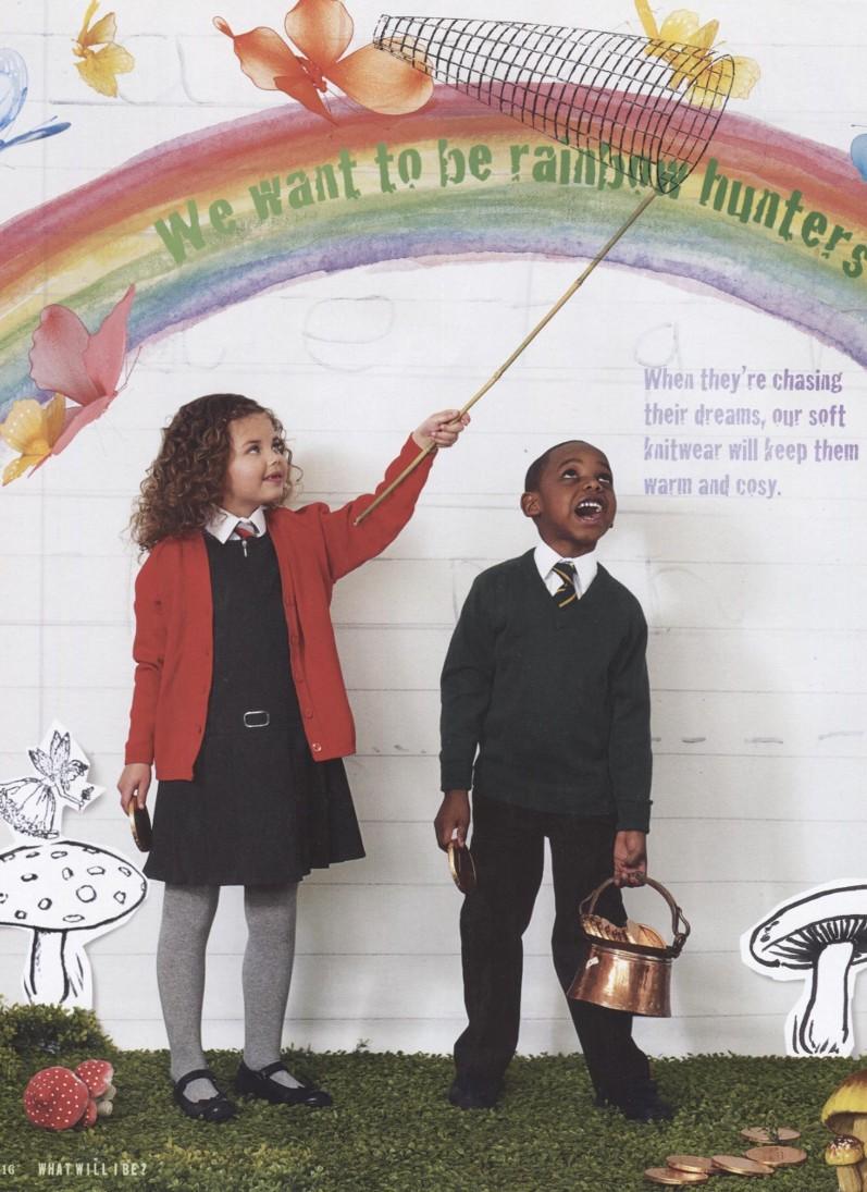John Lewis  Children's back to school brochure-