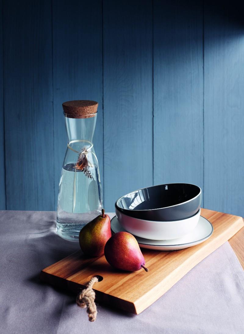 aw17 olso pear from mita & debenhams tableware Archives - Rebecca De Boehmler