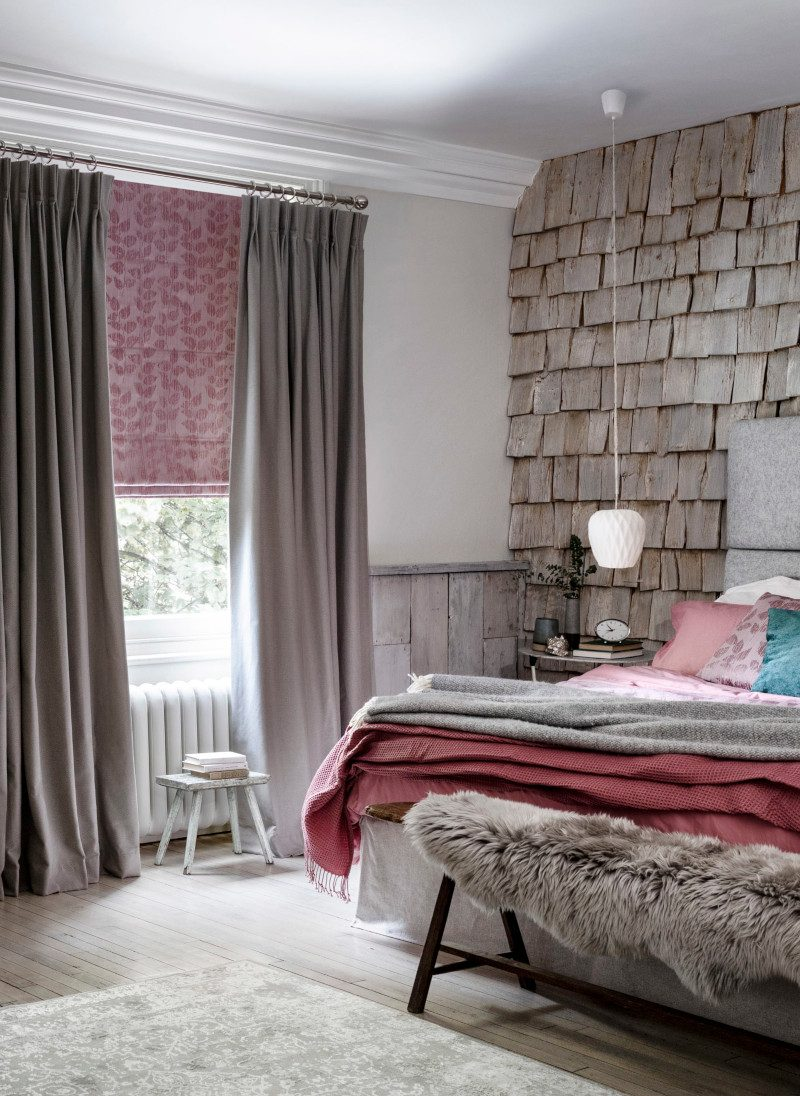 Hillarys Curtains and Blinds Bedroom