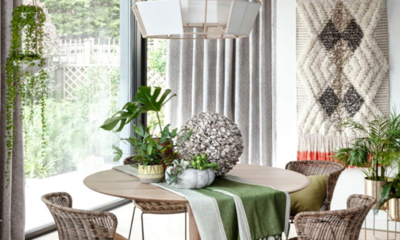 Hillarys blinds, kitchen styling