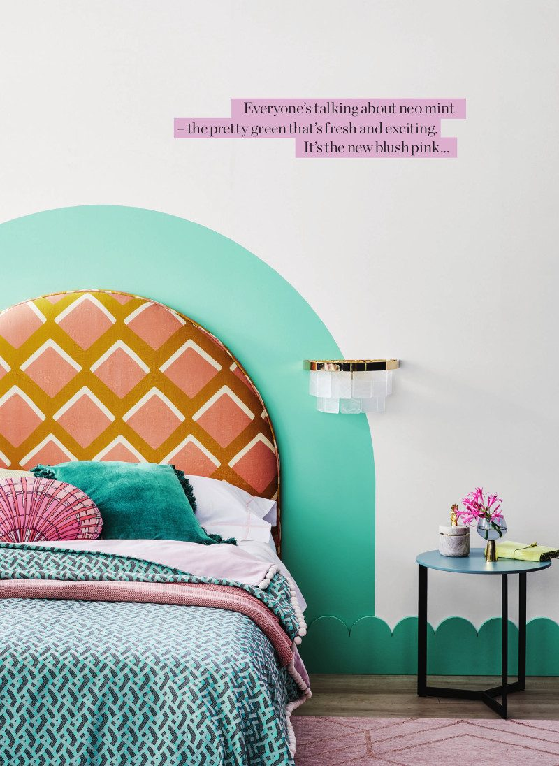 bed tearsheet G