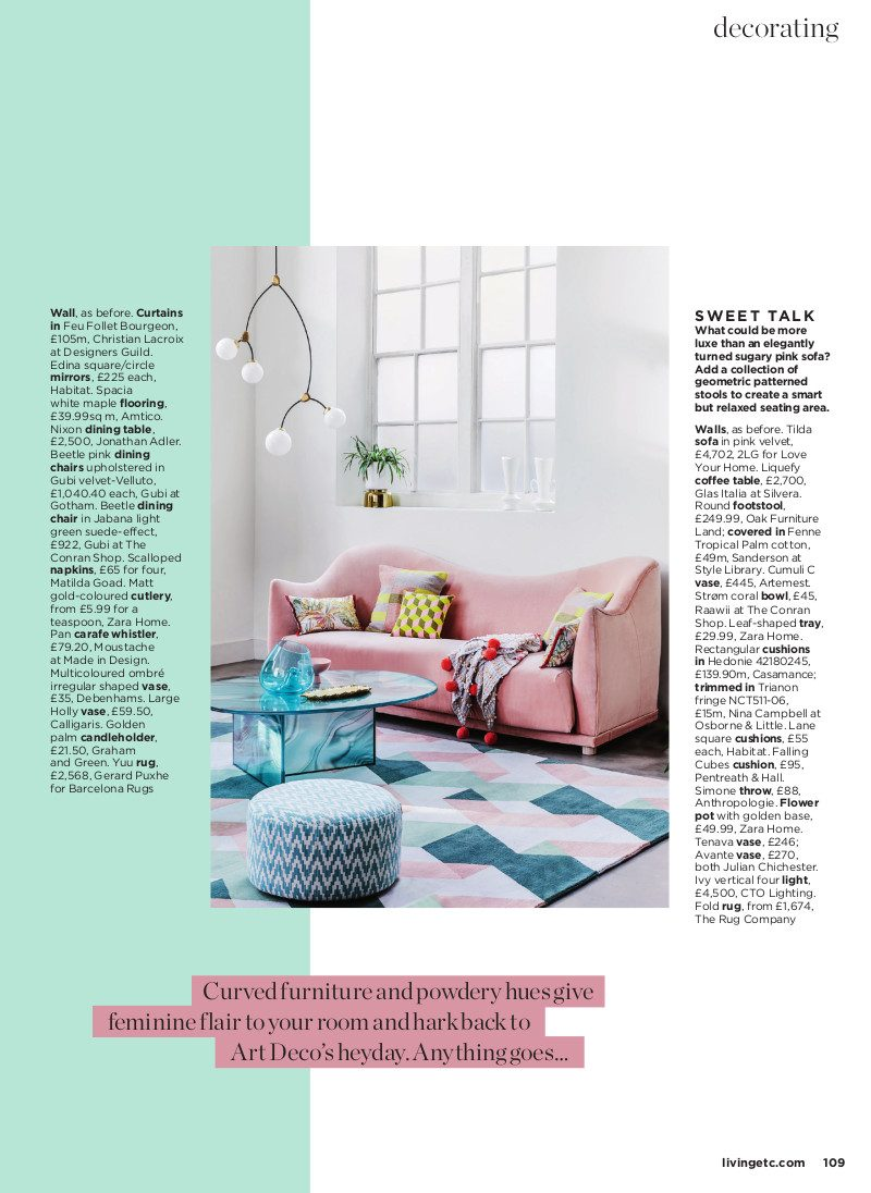 sitting room tearsheet G