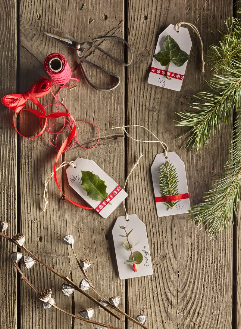 Christmas tags ideas