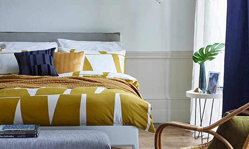 Jasper Conran Bedding and Interiors for Debenhams