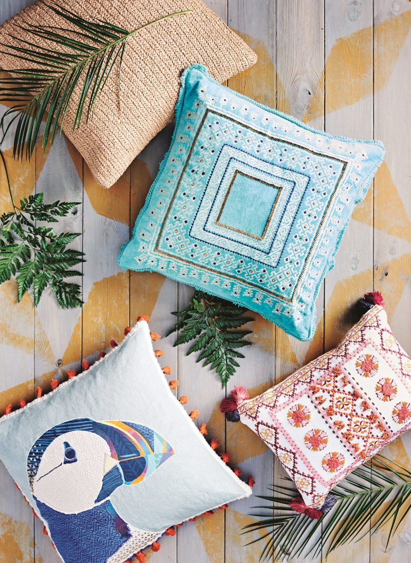 SS18 Outdoor cushions