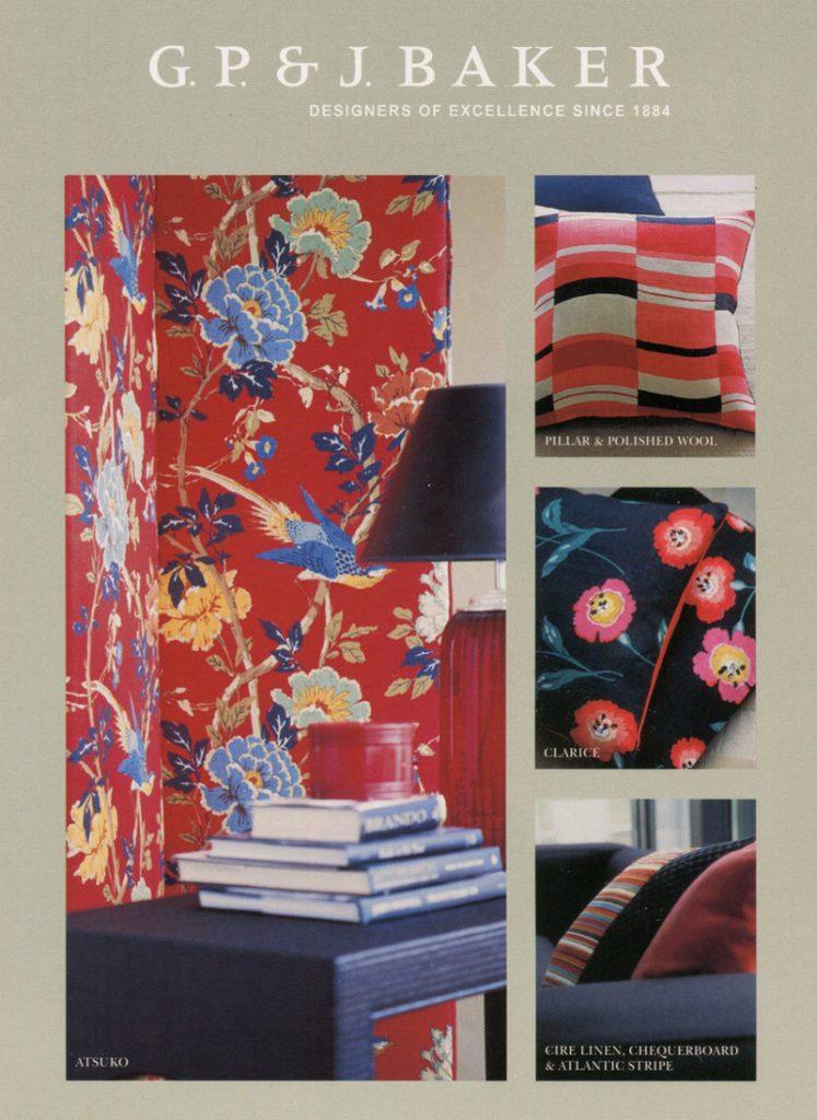 G P & J Baker Fabrics